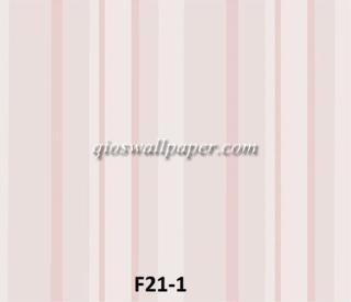 toko wallpaper dinding garis pink