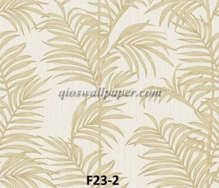toko wallpaper dinding motif daun
