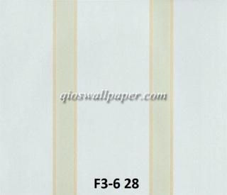 wallpaper dindinng motif garis biru muda