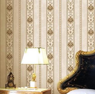 wallpaper mewah untuk ruang tamu