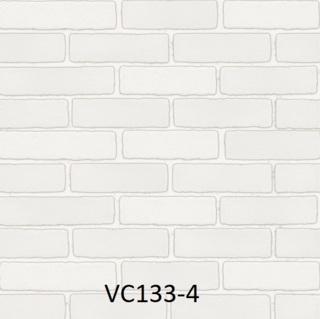 wallpaper dinding batu bata putih