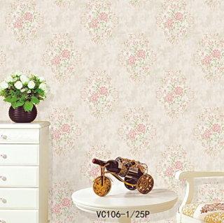 wallpaper dinding kamar tidur romantic