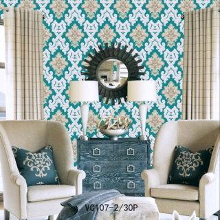 wallpaper dinding tahan air