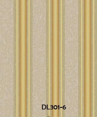 wallpaper dinding garis warna gold silver