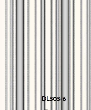 Wallpaper dinding salur warna silver