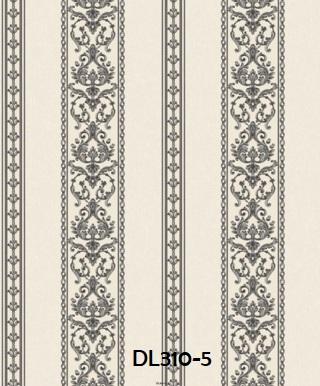 wallpaper dinding klasik elegant abu abu