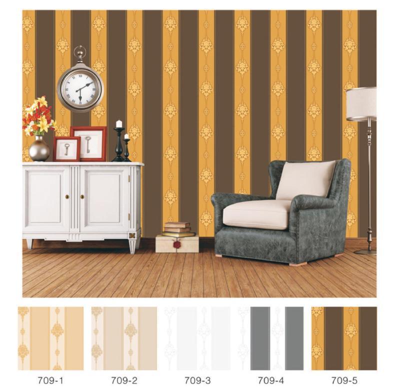 wallpaper dinding ruang keluarga