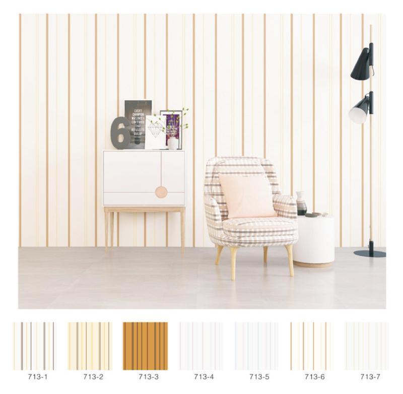 wallpaper dinding ruang tamu aesthetic