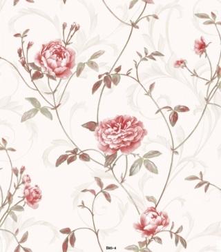 gambar wallpaper tembok ruang tamu