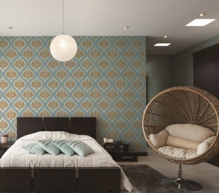 wallpaper dinding kamar tidur aesthetic