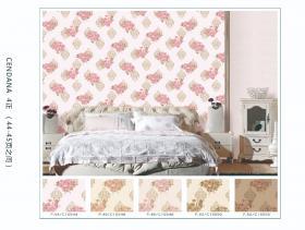 wallpaper dinding kamar tidur remaja perempuan