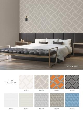 wallpaper kamar tidur modern murah terbaru