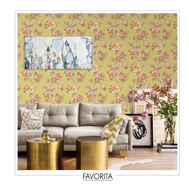 wallpaper dinding kamar tidur murah 3d
