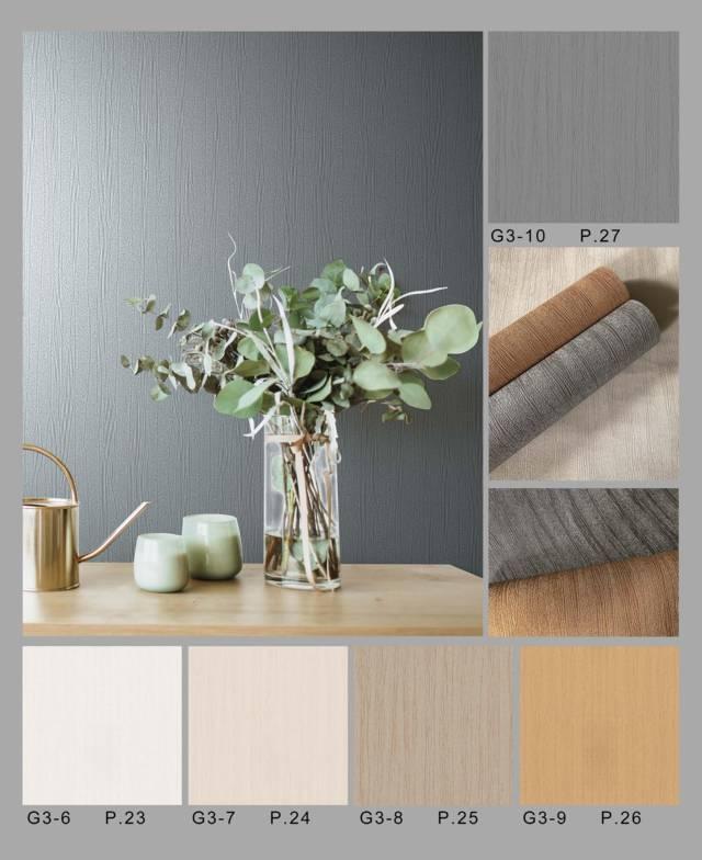 wallpaper dinding polos warna