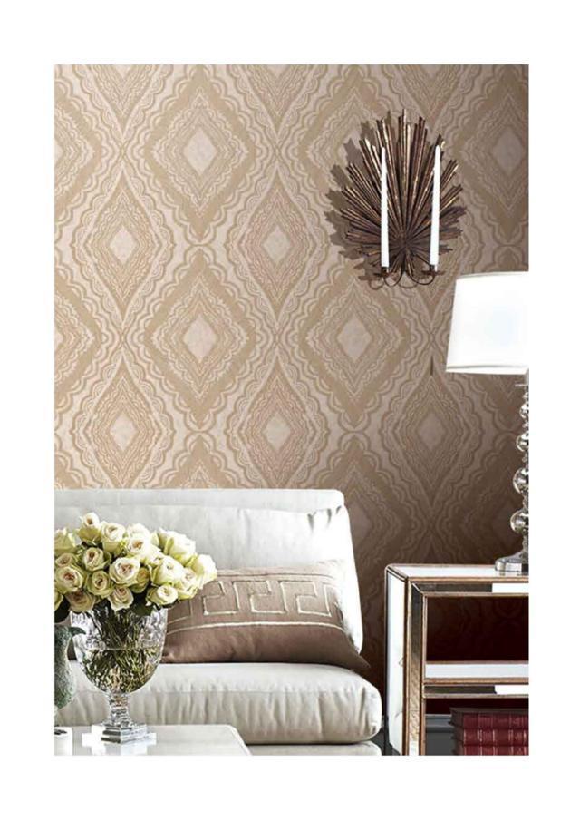 motif wallpaper dinding kamar