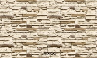 wallpaper batu bata coklat