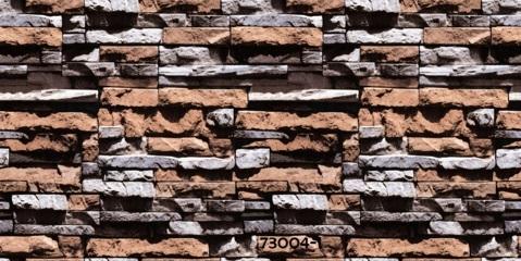 model wallpaper dinding ruang tamu