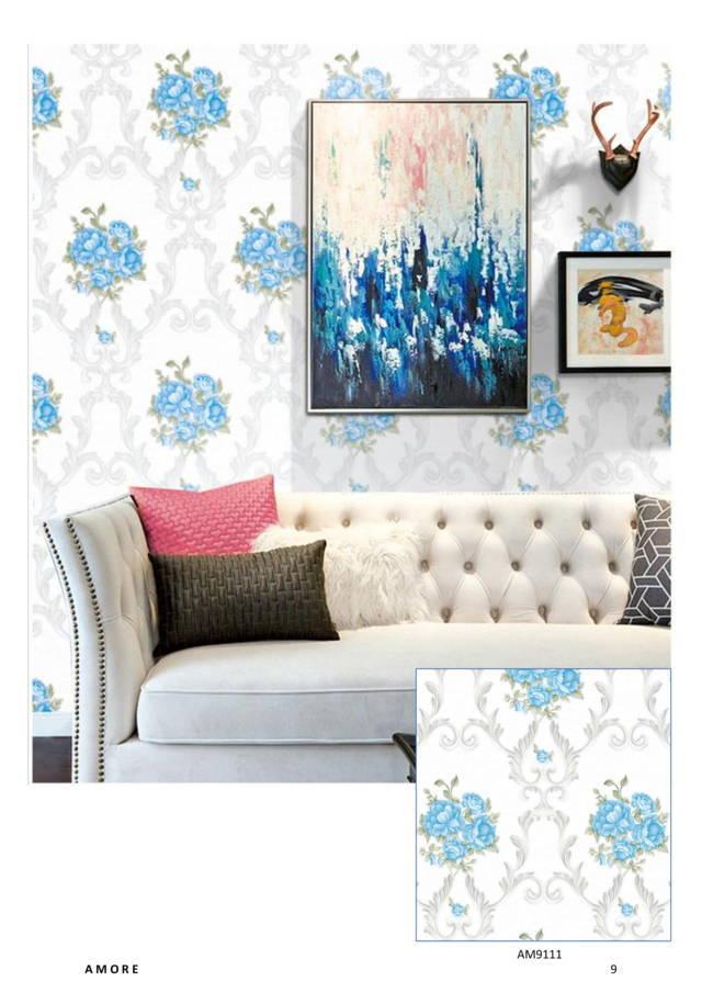 wallpaper dinding bunga yang bagus