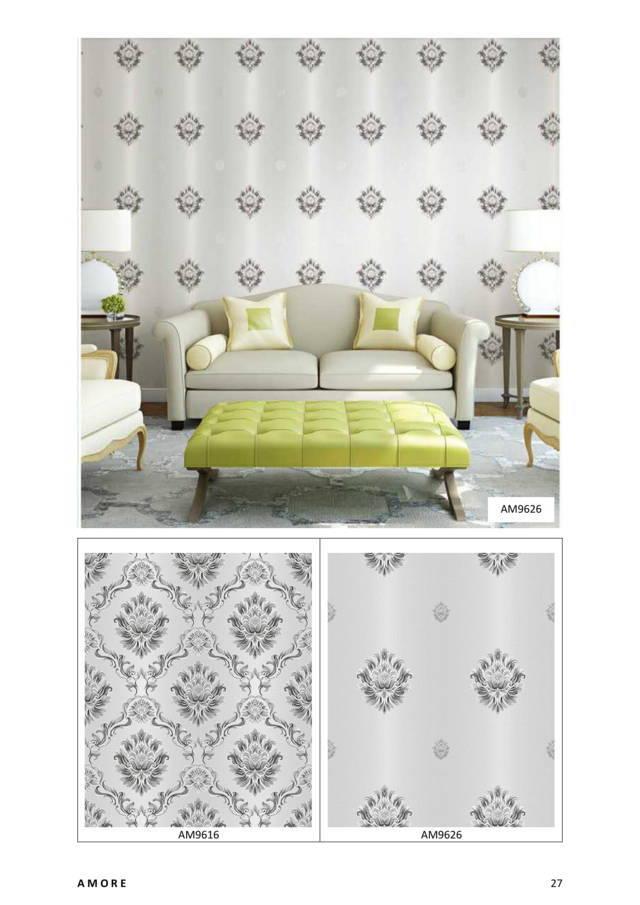 jual wallpaper dinding ruang tamu murah