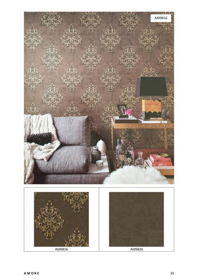harga murah wallpaper dinding ruang tamu