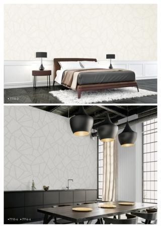 wallpaper dinding kamar tidur 3d