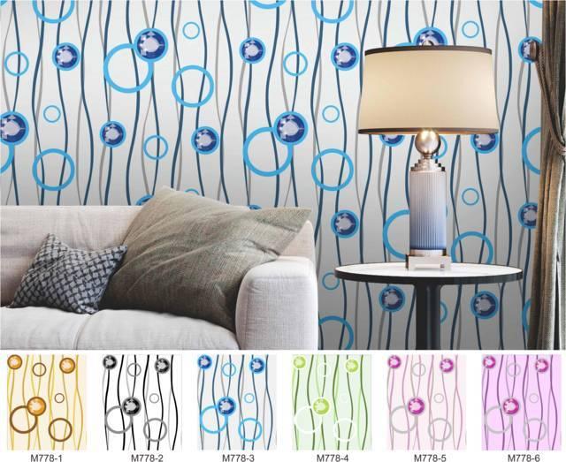 wallpaper dinding anti air