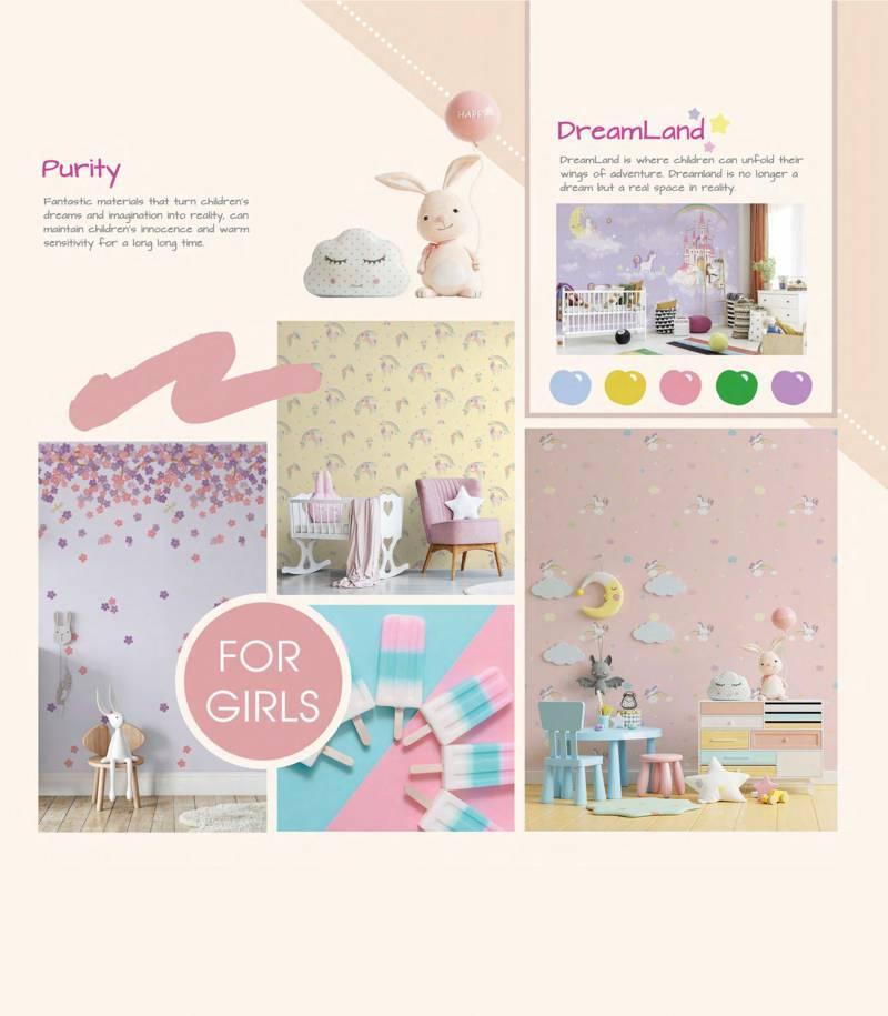 wallpaper dinding aesthetic dream land