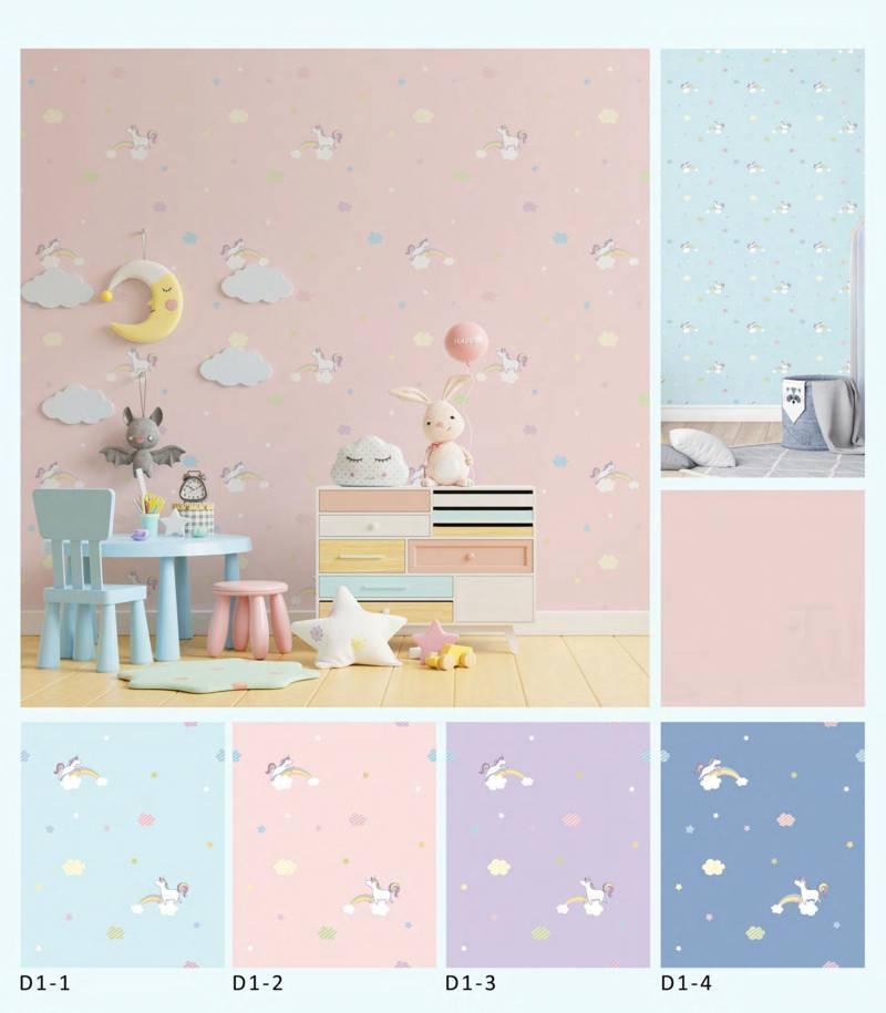 wallpaper dinding kamar cewek dream land