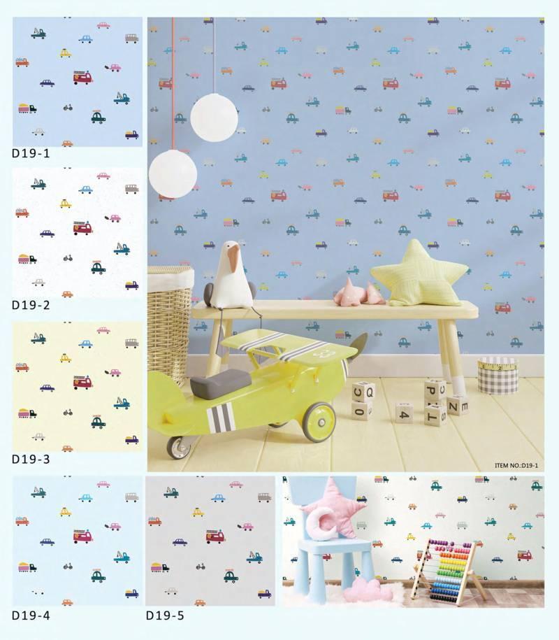 wallpaper dinding termurah dream land