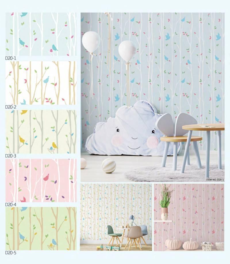 wallpaper dinding anak termurah dream land