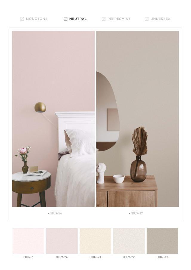 wallpaper dinding untuk kantor warna neutral harga murah