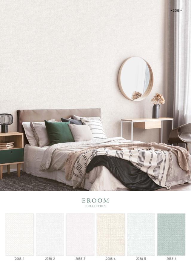 wallpaper dinding kamar minimalis terbaru